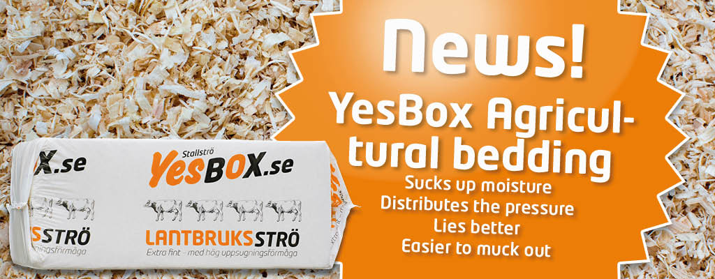 YesBox Agricultural bedding